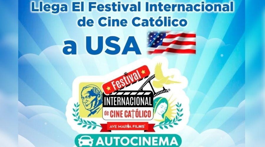 Llega el Autocinema al Festival Internacional de Cine Católico